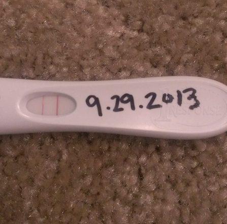 First Pregnancy: 4 Weeks, We're Pregnant!!