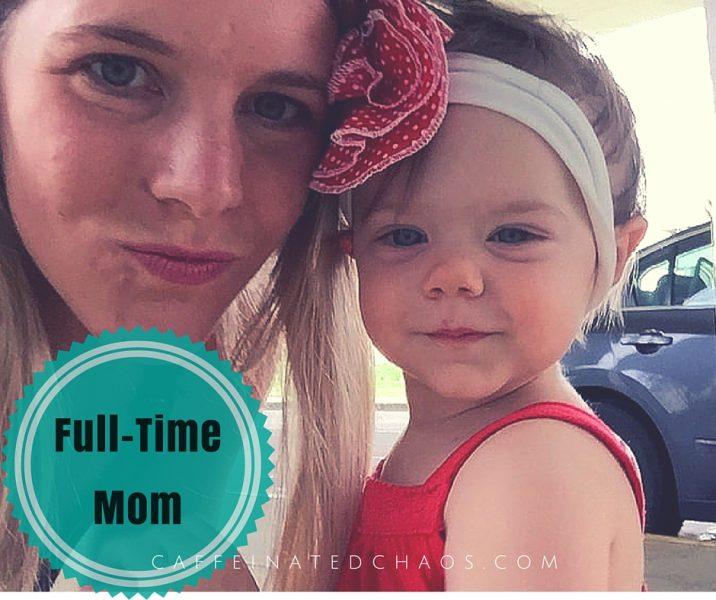 full time mom debate