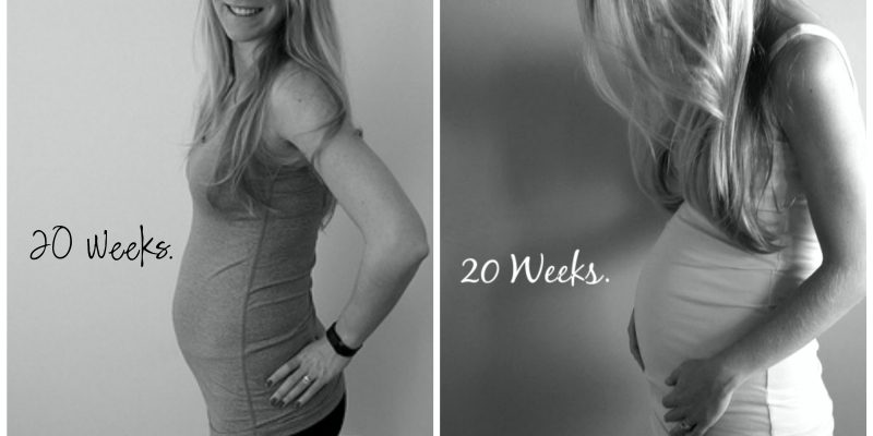 2nd Pregnancy, 20 Week Update