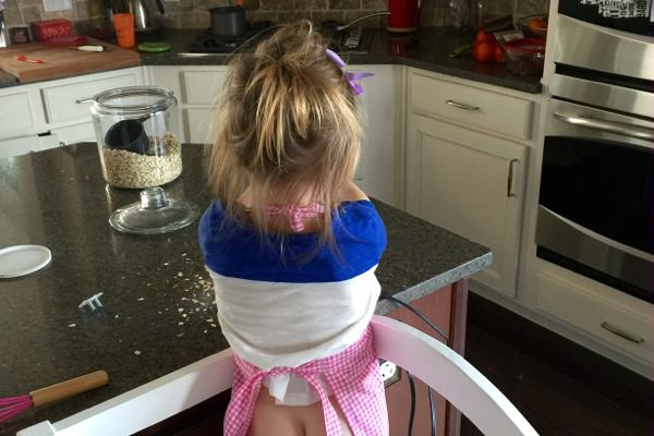 Potty Training my 21 Month Old