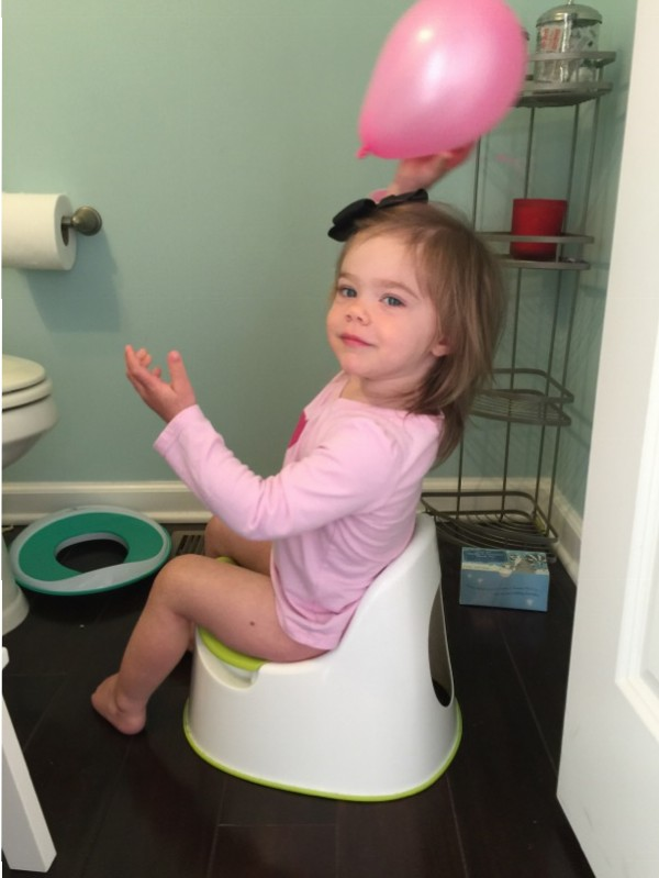 potty training my 21 month year old