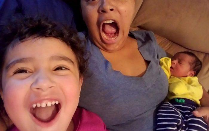 100 Moms Surviving the Chaos: Meet Sheyla Knigge