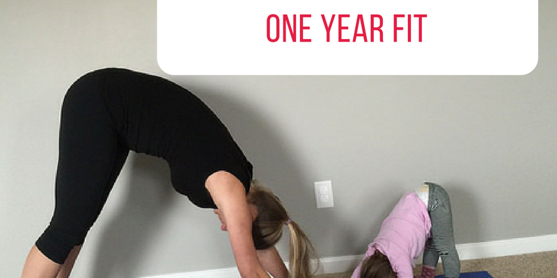 Introducing Healthy Habits to My Kids with One Year Fit