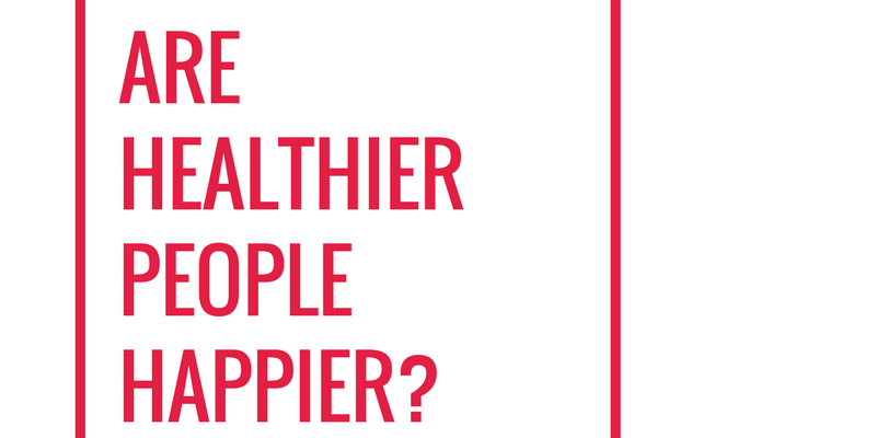 Are Happier People Healthier?